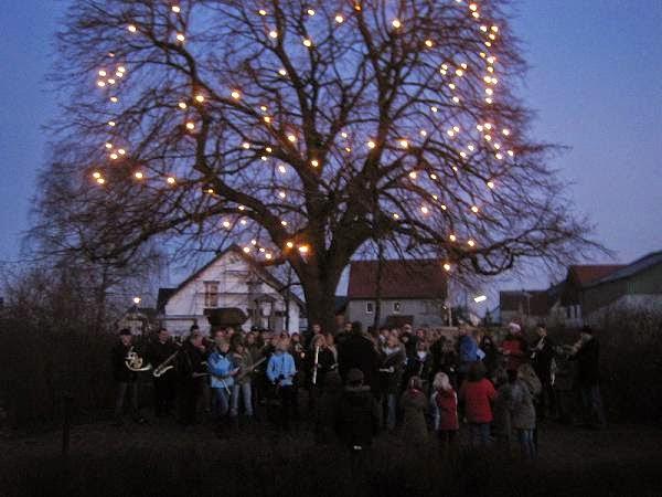 Weihnachtsgrüße Musikalisch.Musikalische Weihnachtsgrüße Am Heiligen Abend Störmede
