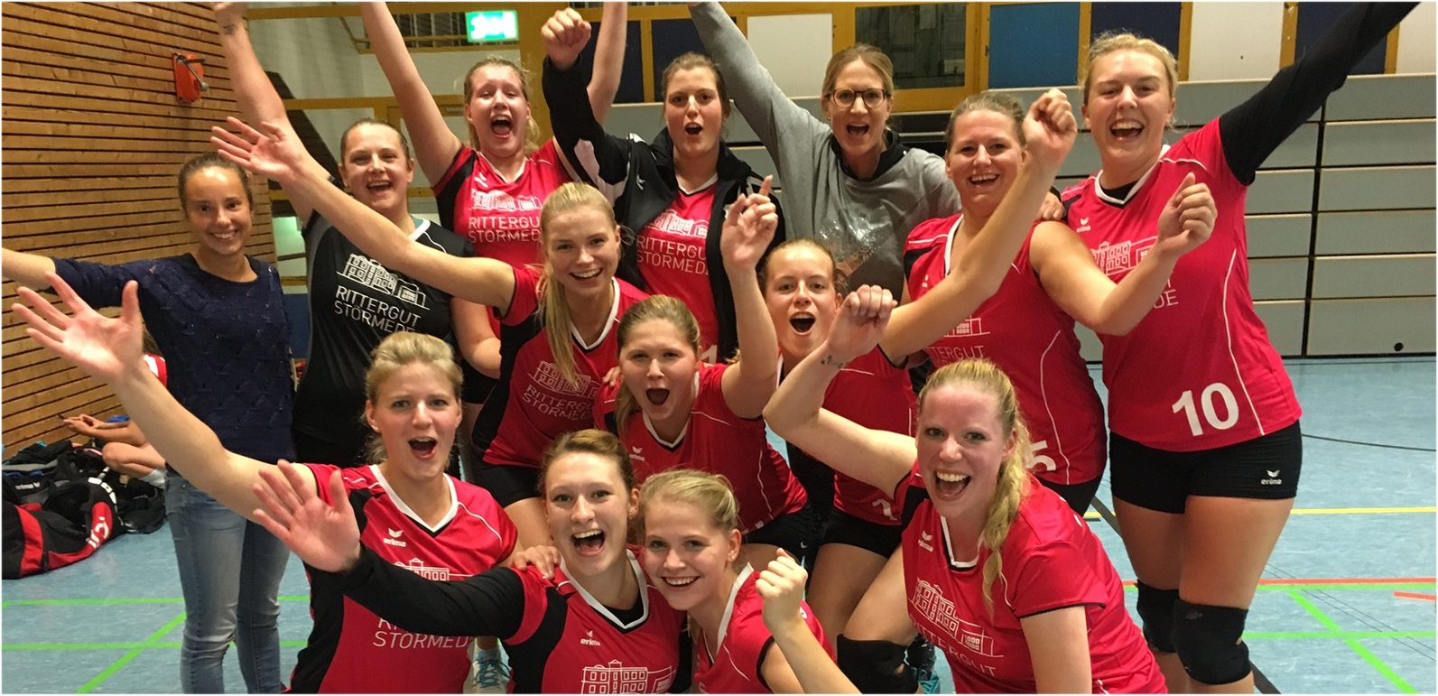 Volleyball SUS Störmede