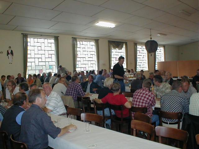Schützenversammlung Schützenhalle
